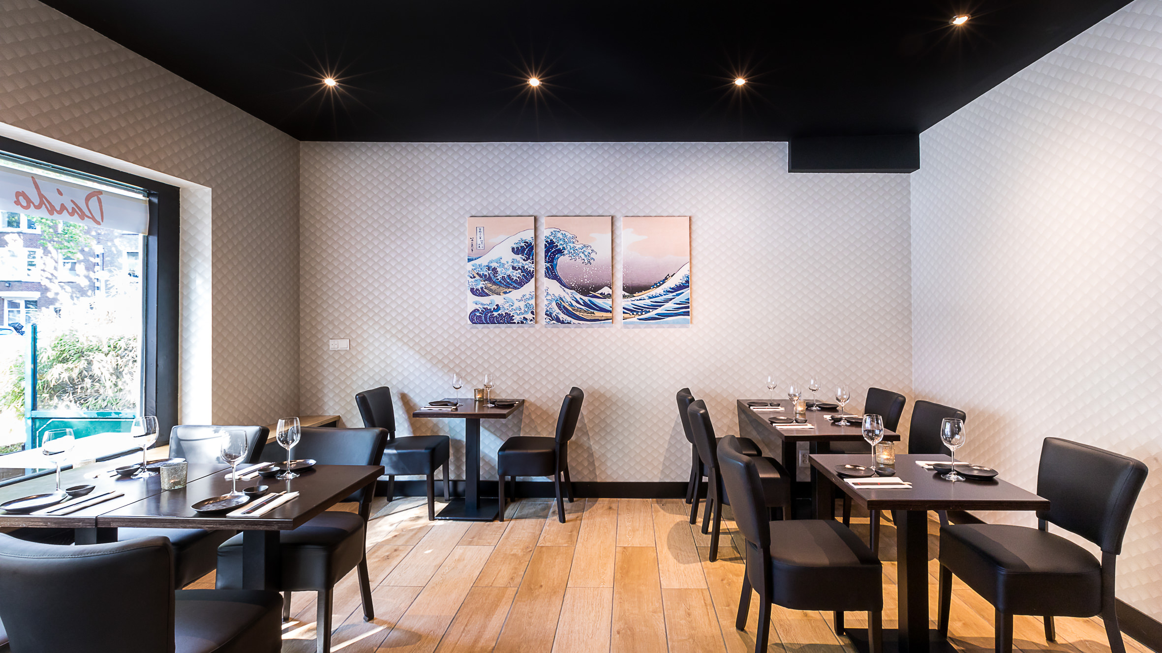 restaurant horeca branding interior real-estate photography