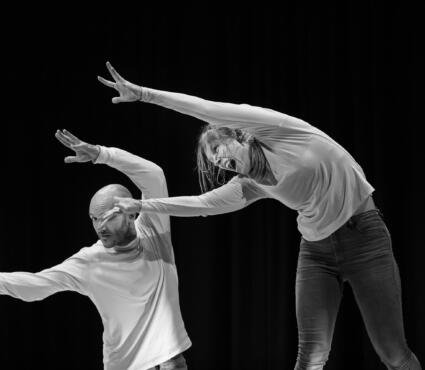 Dance theatre artistic performance photographer Amsterdam Melanie lemahieu